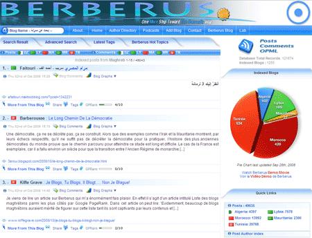 Berberus screenshot