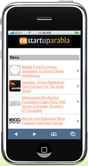 Mobile StartUpArabia